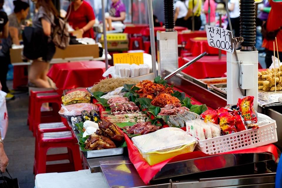 Цены на еду в южной корее — 2021. как поесть дешево и вкусно