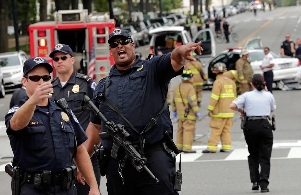 Америка в лицах. что значит быть полицейским в сша
