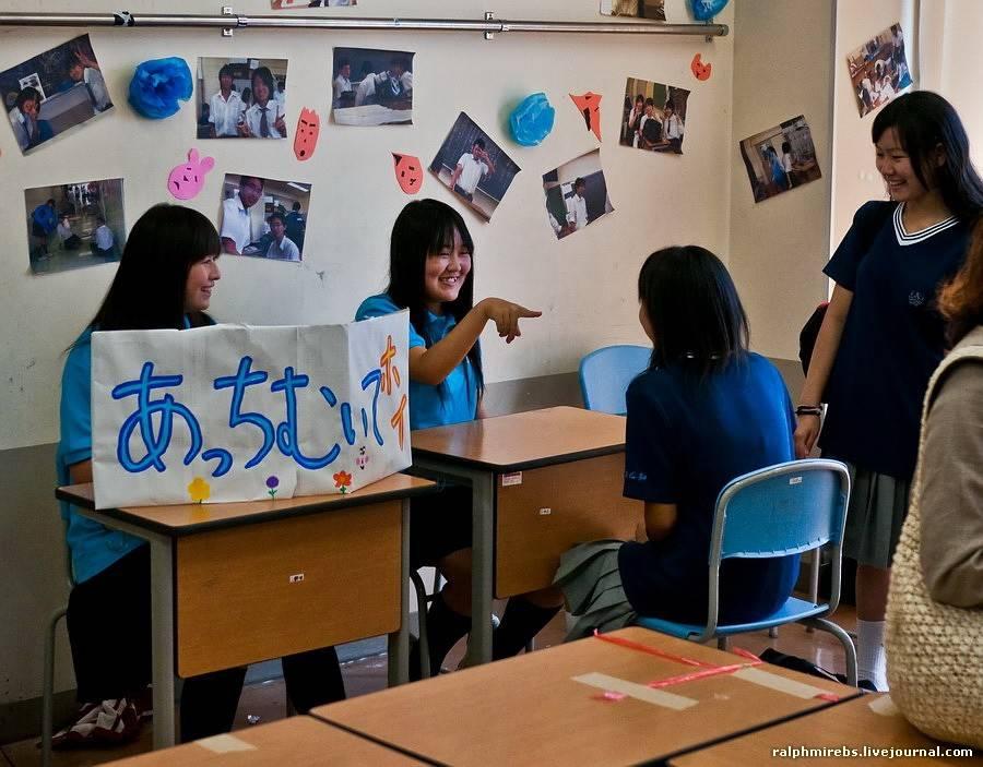 Образование в японии и его отличительные черты