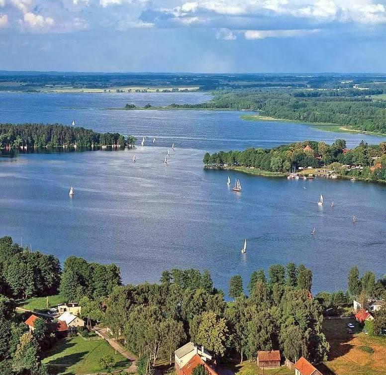 Мазурские озёра, польша - обзор, лайфхаки, как добраться bormoleo