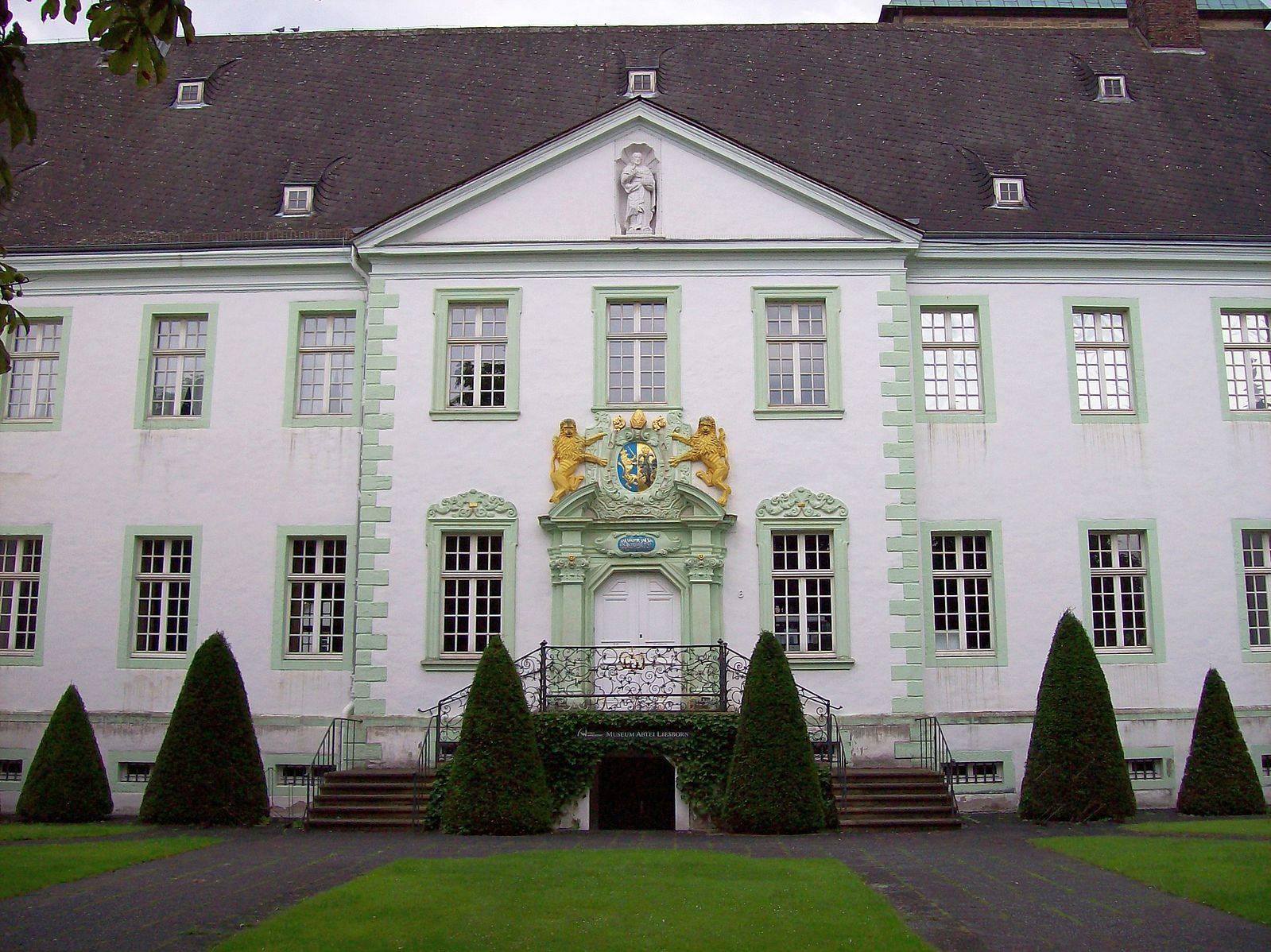 Княжеско-епископский замок мюнстер