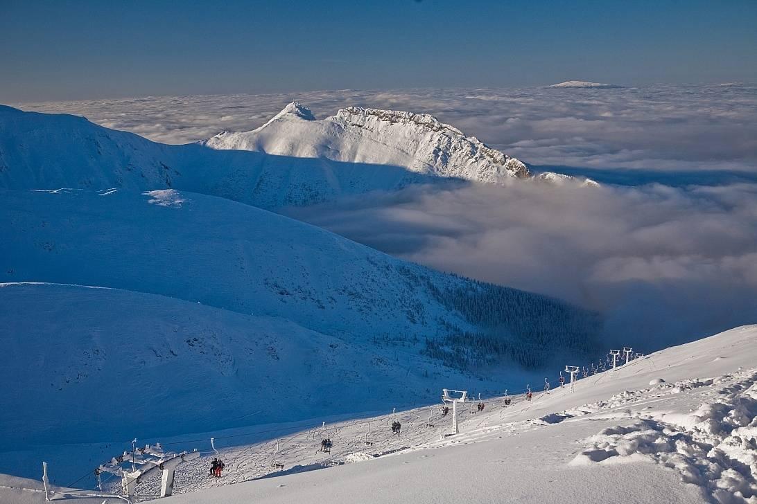 Обзор горнолыжного курорта закопане
