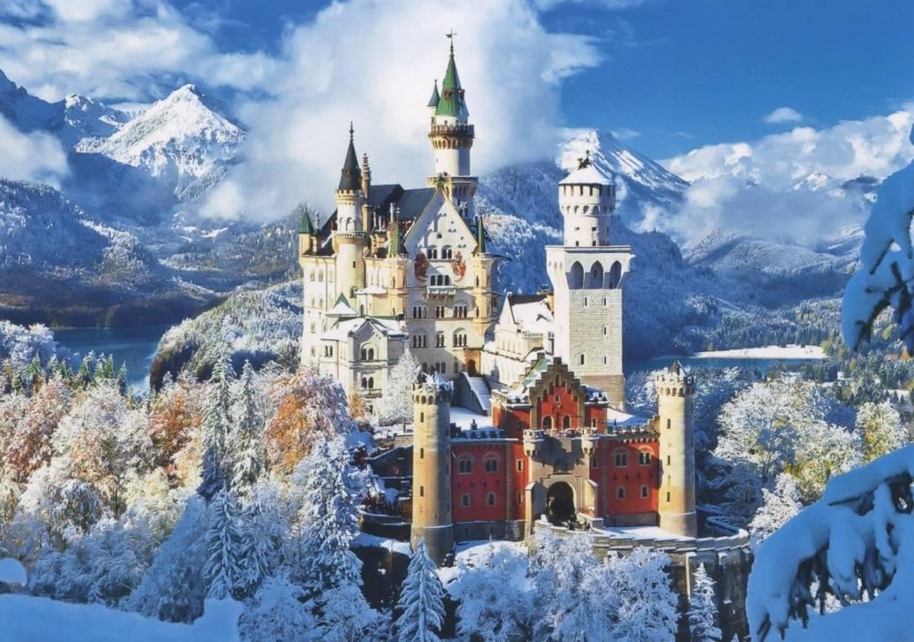 Замок нойшванштайн или как людвиг ii воплотил свою мечту