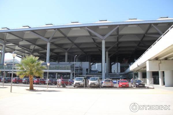Как добраться из аэропорта малаги в центр города