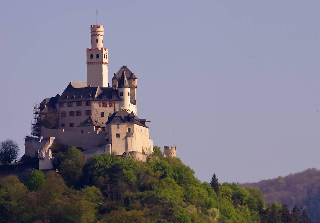 Германия. город брюль и замок аугустусбург