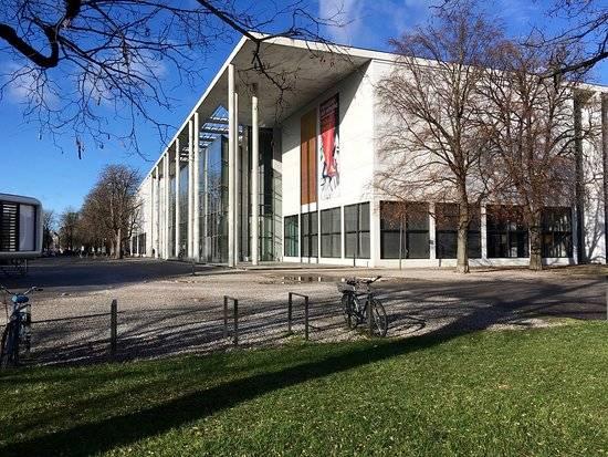 Пинакотеки мюнхена: адреса, время работы, как добраться, история, описание.