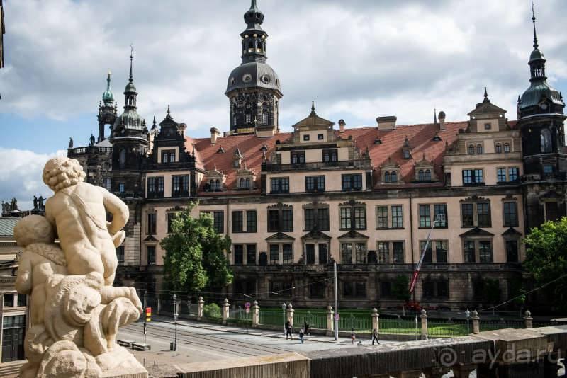 Дрезденский замок-резиденция - вики