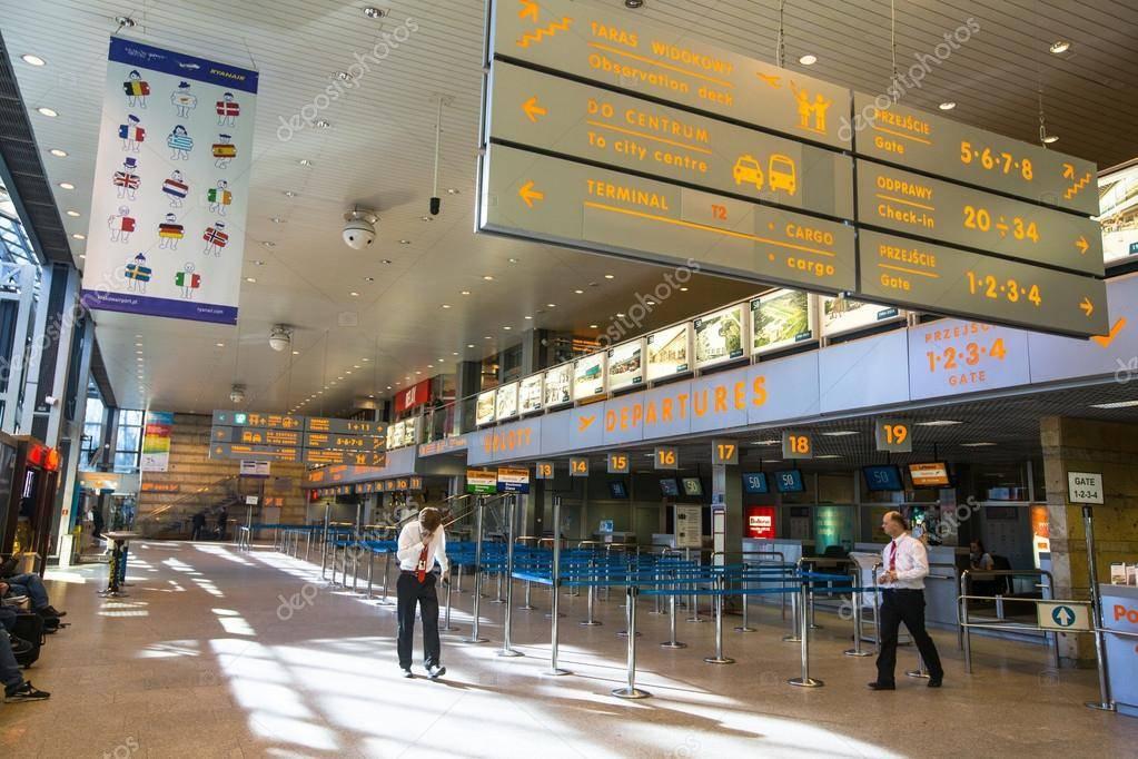 Краковский международный аэропорт имени иоанна павла ii