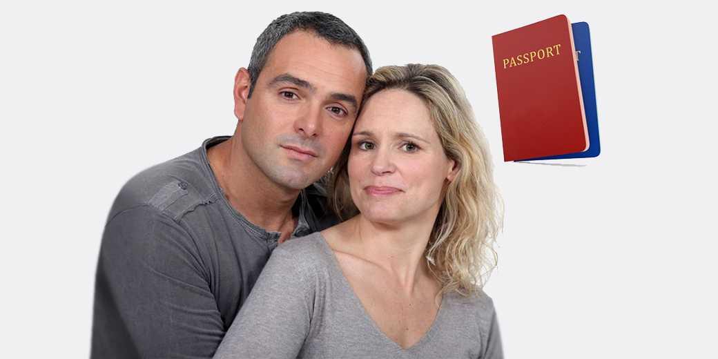 Как легализировать брак с гражданином израиля в 2020 году?