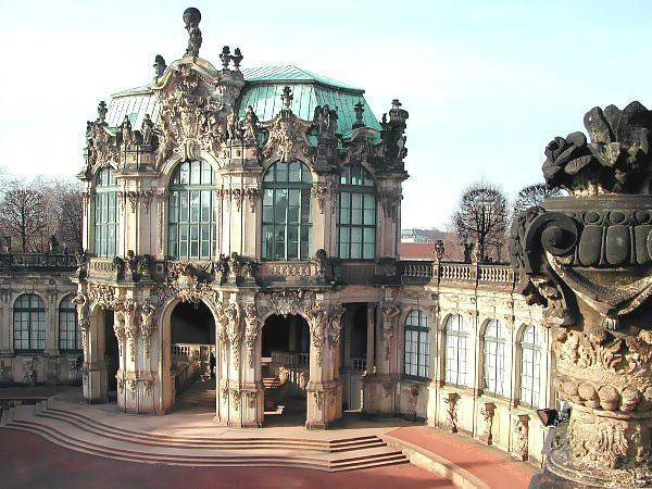 Дрезденская картинная галерея (галерея старых мастеров)