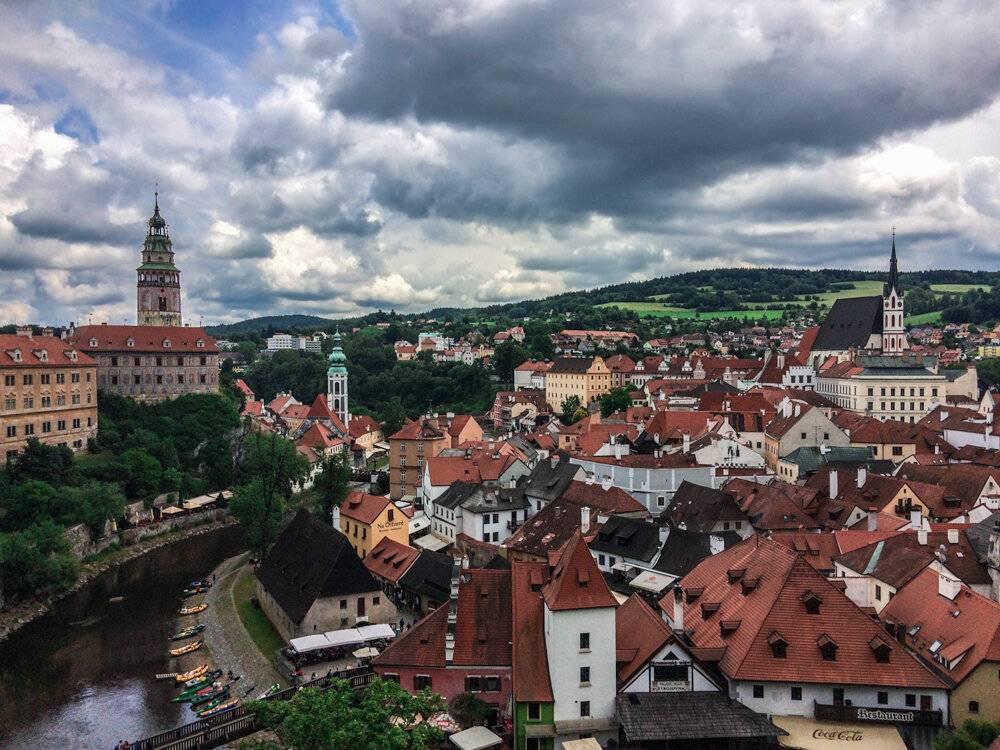 Как добраться из праги в чешски крумлов самостоятельно и не только – так удобно! traveltu.ru