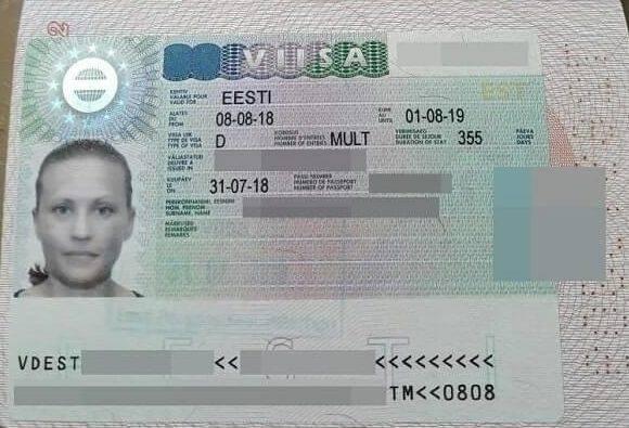 Эстонская виза в спб, шенген в санкт-петербурге