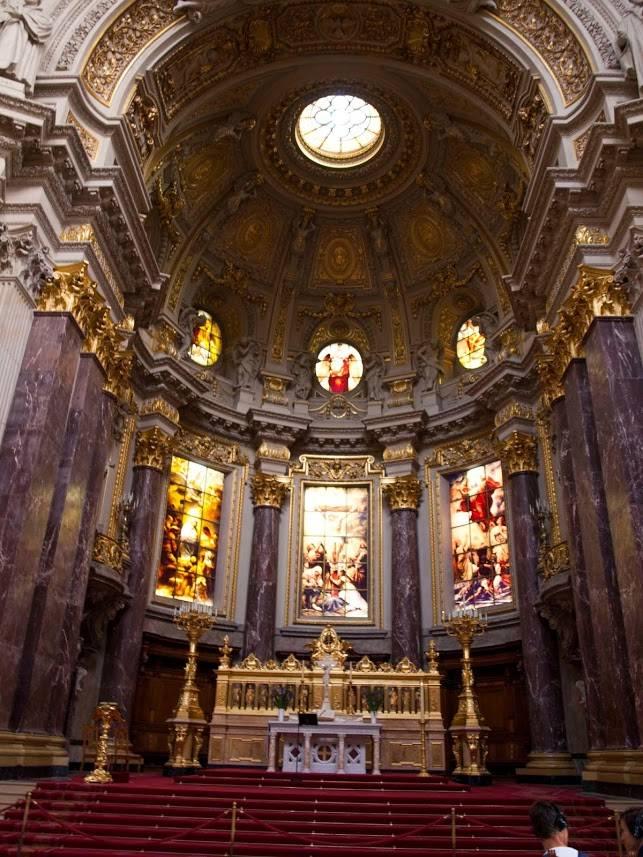 Немецкий собор – украшение берлина