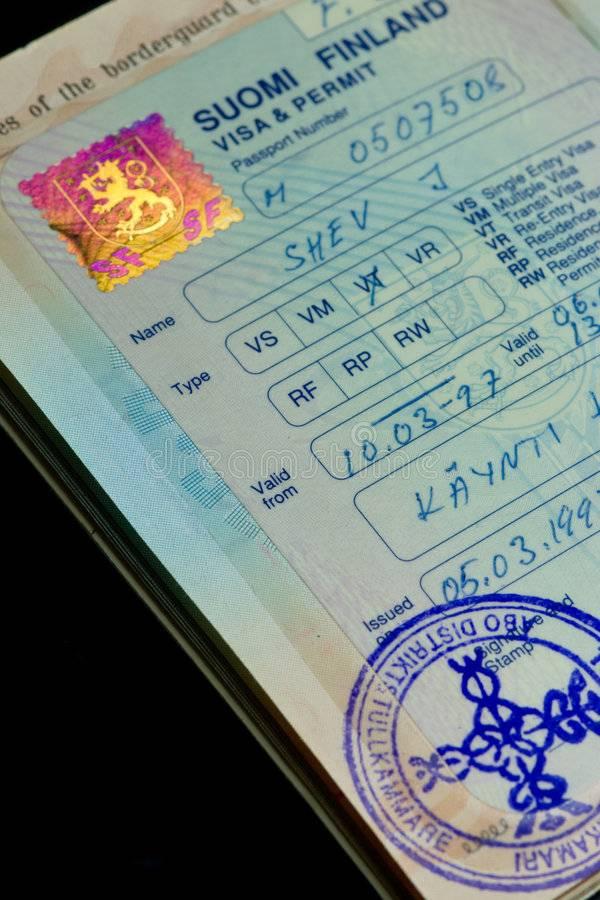 Как оформить визу в финляндию? инструкция