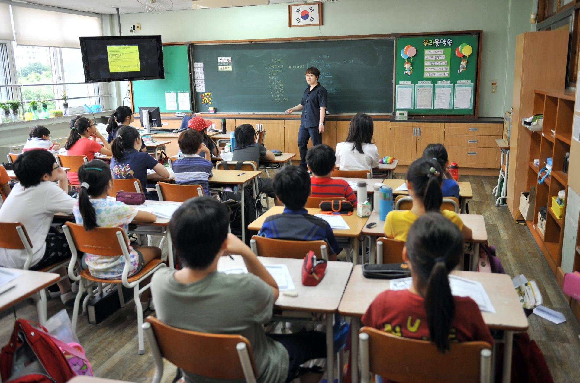 Система образования в южной корее: школы, колледжи, обучение для русских