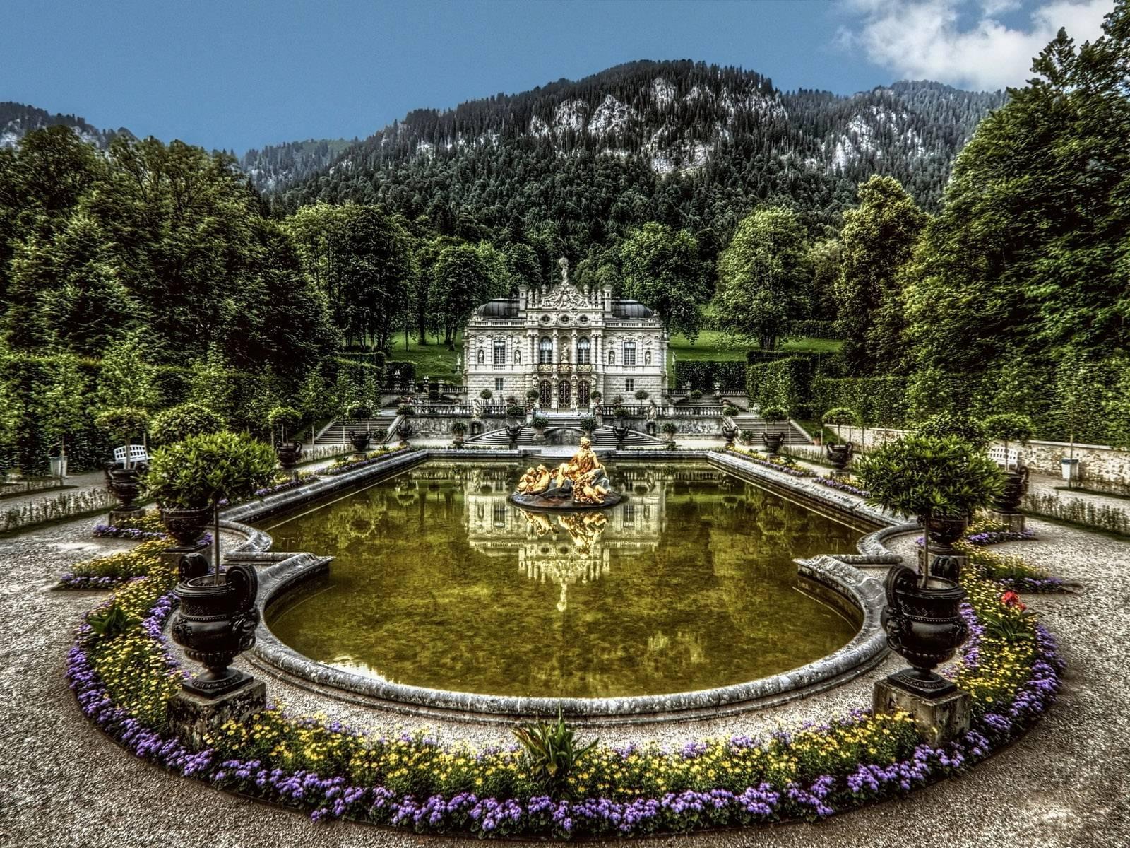 Замок линдерхоф, мюнхен, бавария. фото, сайт, замок внутри, на карте, отзывы, как добраться, отели – туристер.ру
