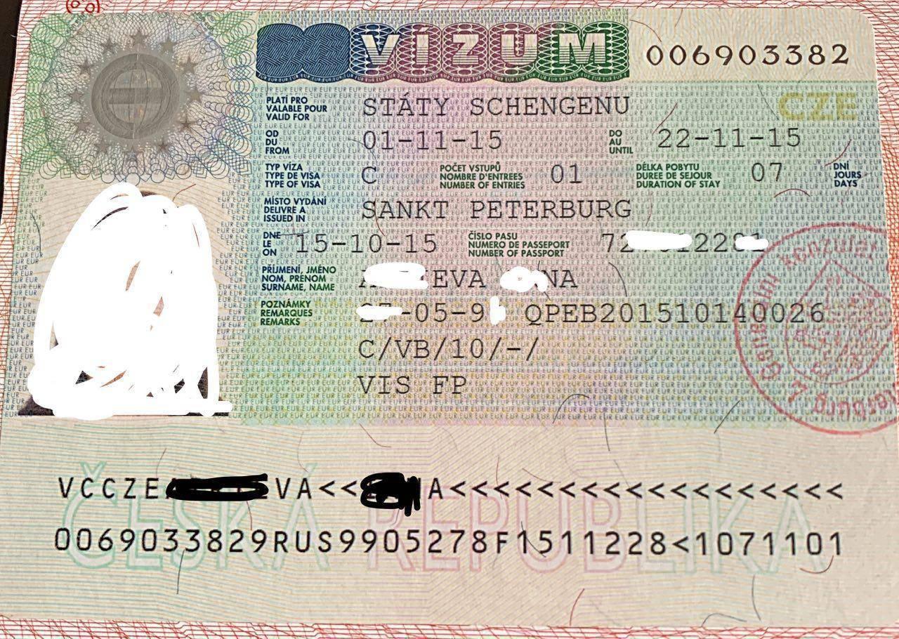 Виза в чехию: нужна ли она россиянам, каких видов бывает, и как ее получить