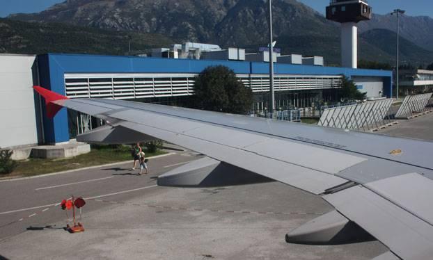 Аэропорты в черногории, тиват и подгорица