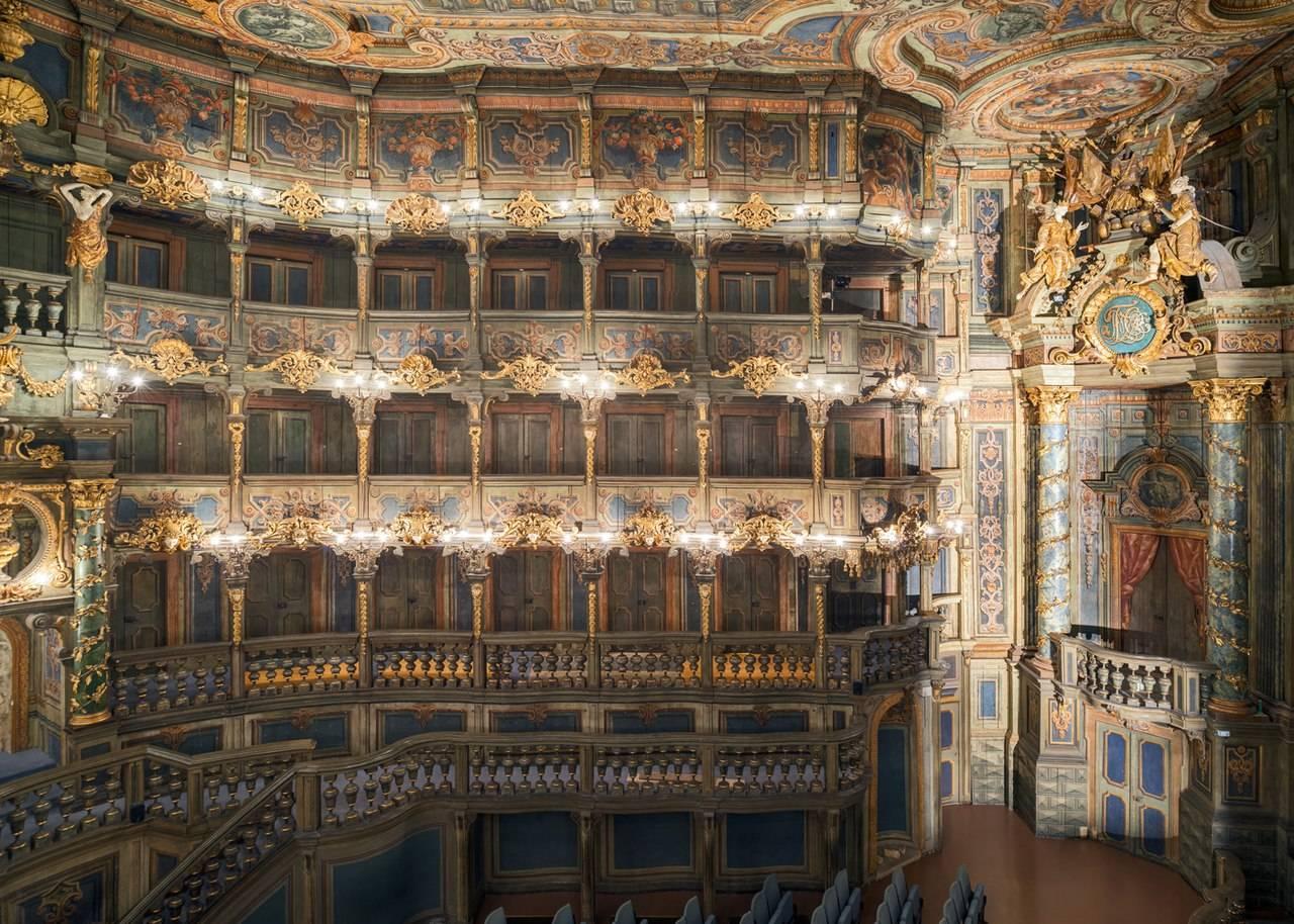 10 самых красивых оперных театров в мире