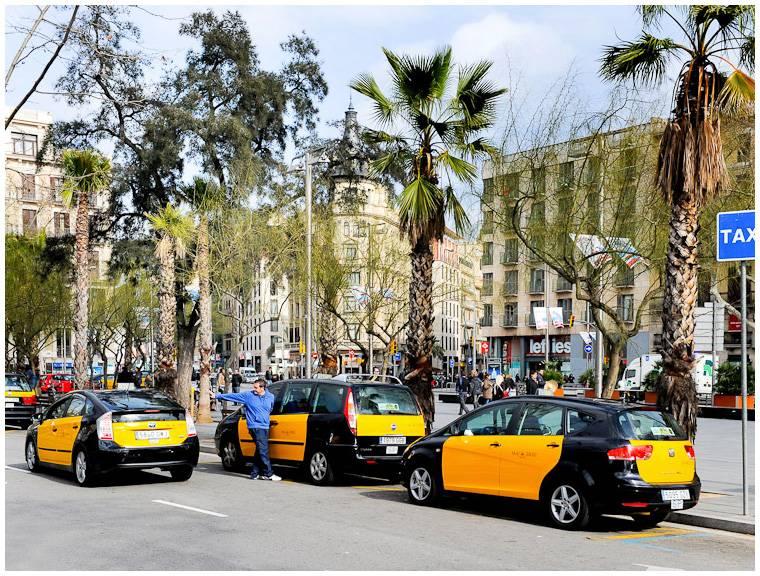 Такси. испания по-русски - все о жизни в испании