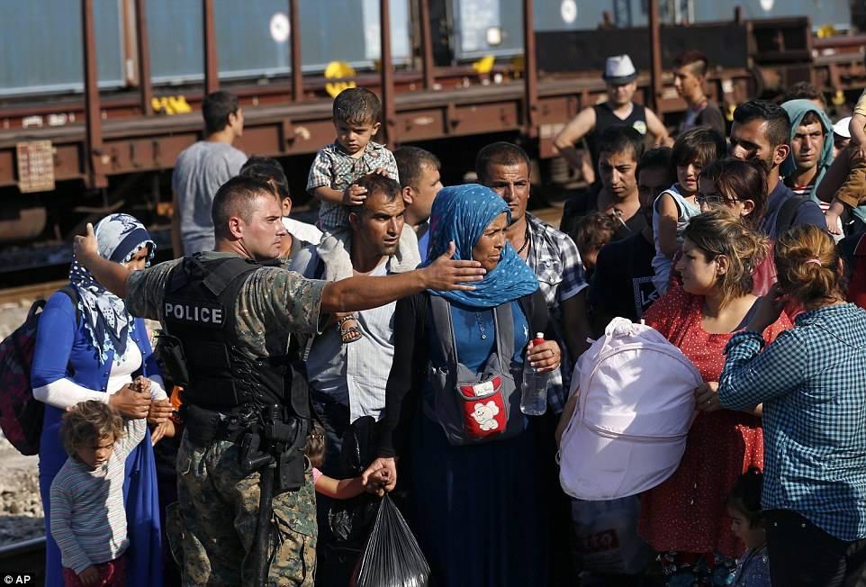 Статус беженцев в италии