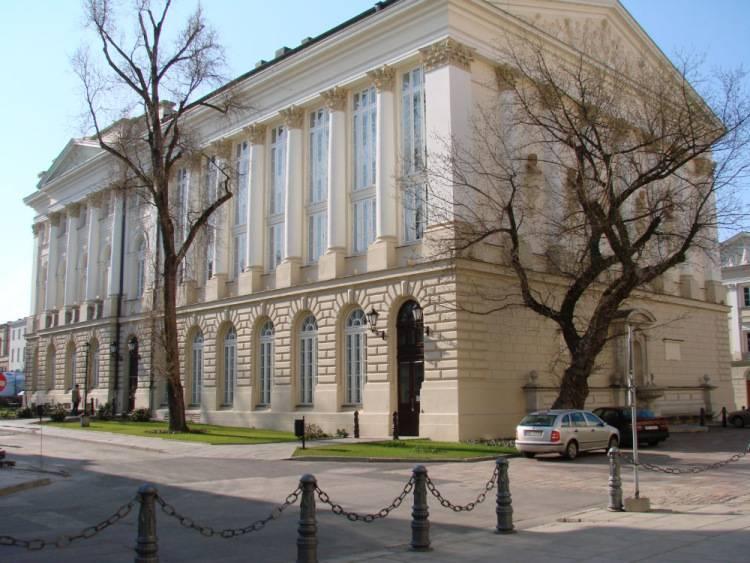 Варшава — высшее образование