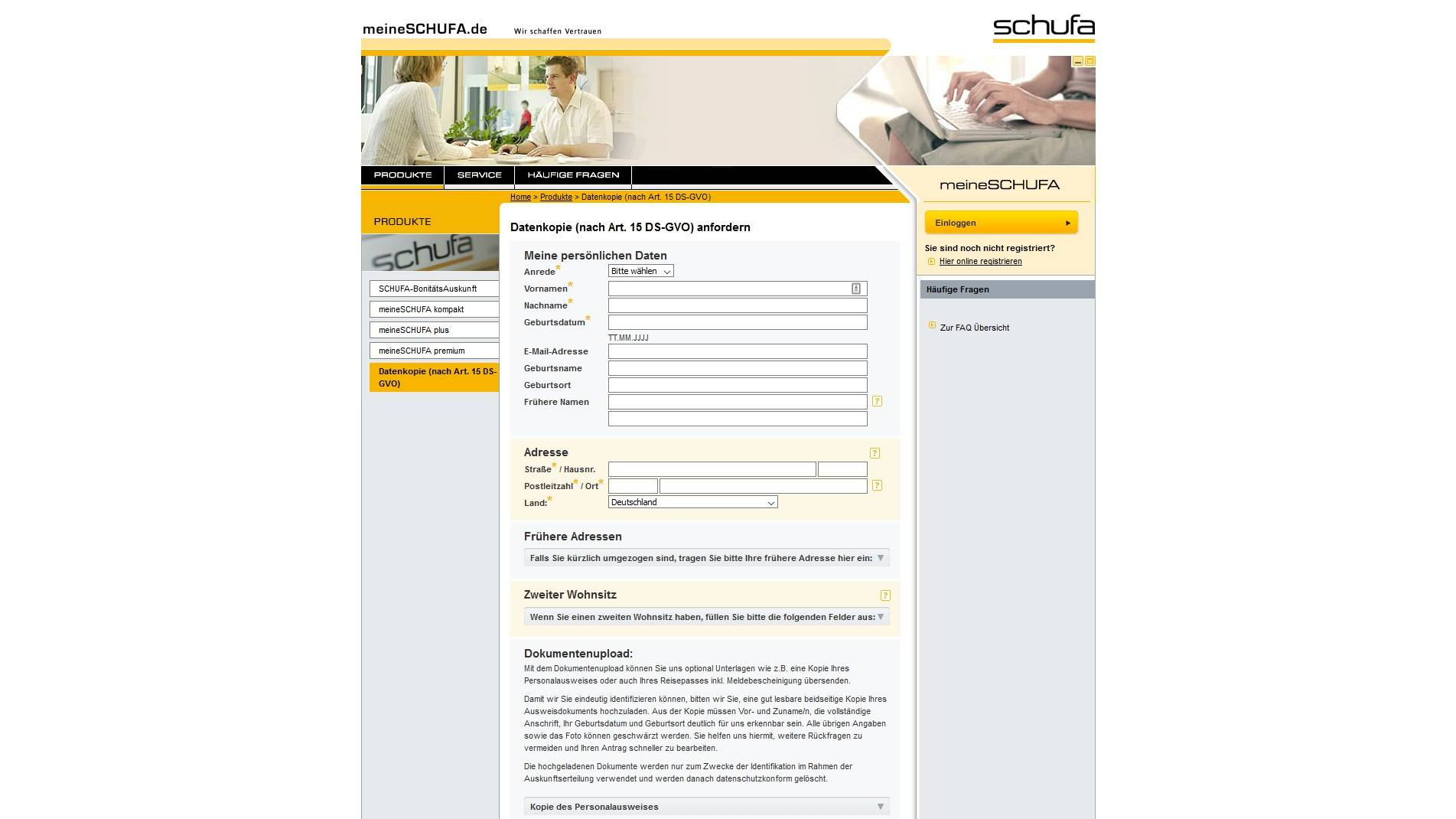По какой формуле schufa высчитывает уровень кредитоспособности клиента? ► последние новости