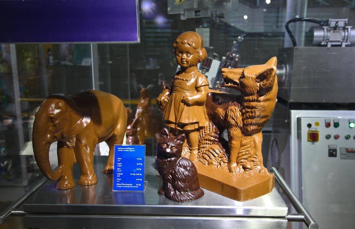 Мечта сладкоежек: 5 городов с крупнейшими музеями шоколада в мире