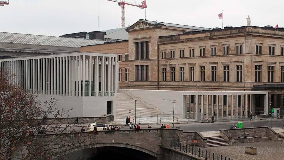 Старый музей (нем. altes museum)