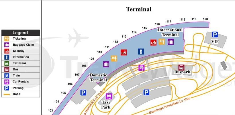 Аэропорт стамбул (istanbul airport) - новый аэропорт в стамбуле: как добраться в центр - 2021 - страница 10