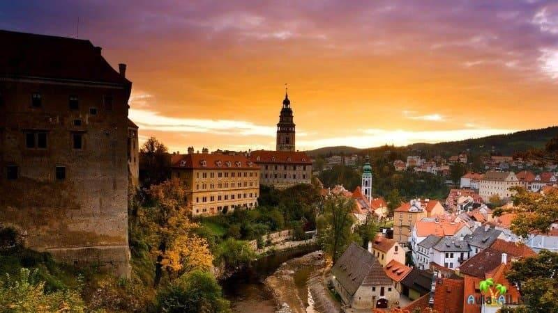 Климат и погода в чехии