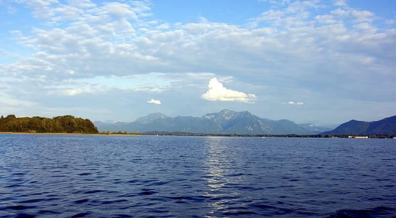 Остров фрауенинзель (fraueninsel) - munchenguide