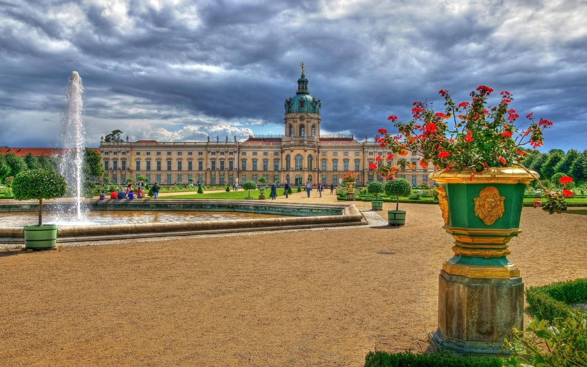 Замок шарлоттенбург в берлине: описание, история создания, как добраться