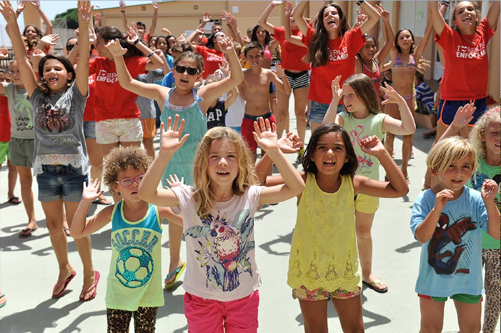 Детские и молодежные международные лагеря в испании