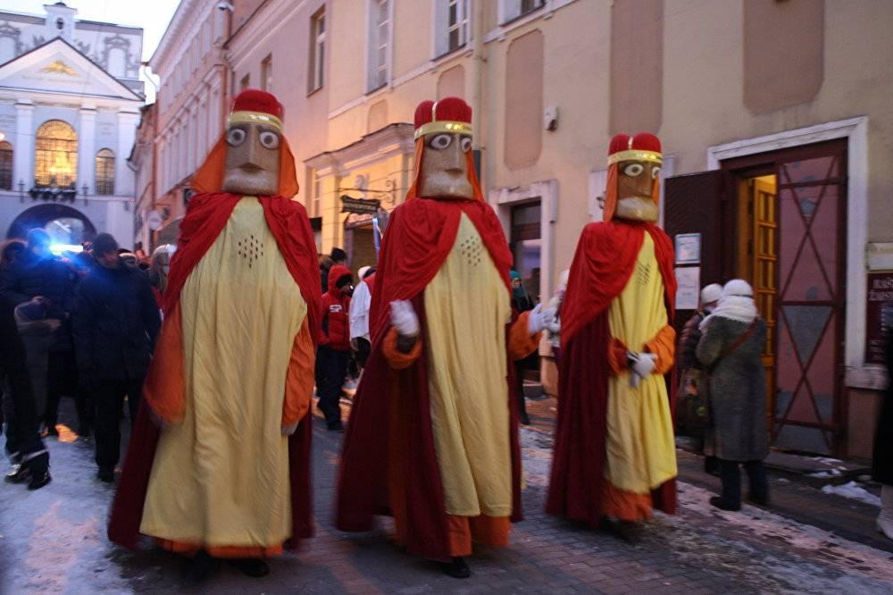 Праздник трех королей в польше: история и традиции