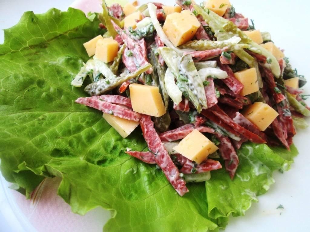Как приготовить немецкий картофельный салат: рецепты