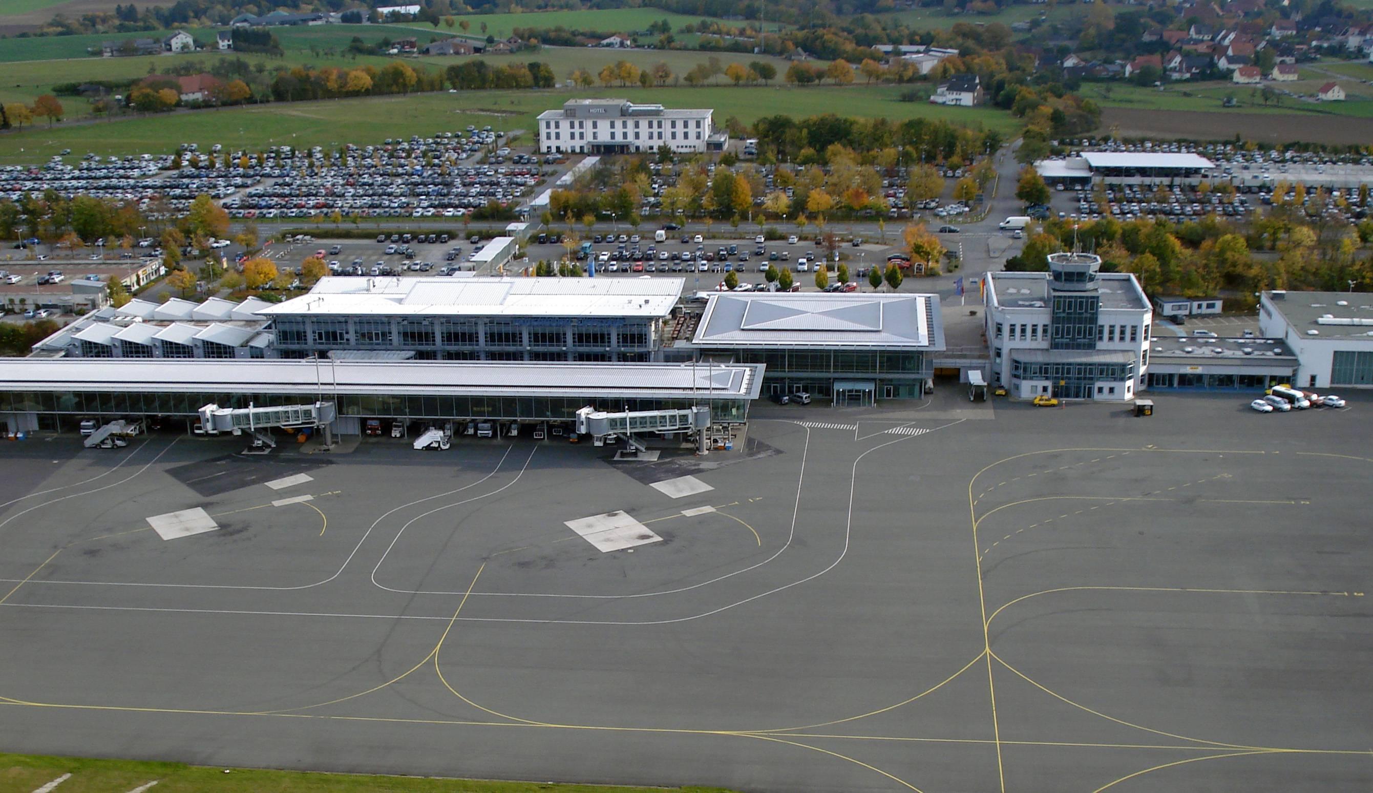 Список аэропортов германии