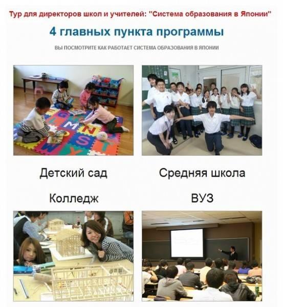Система образования в японии: высшее, школьное и дошкольное