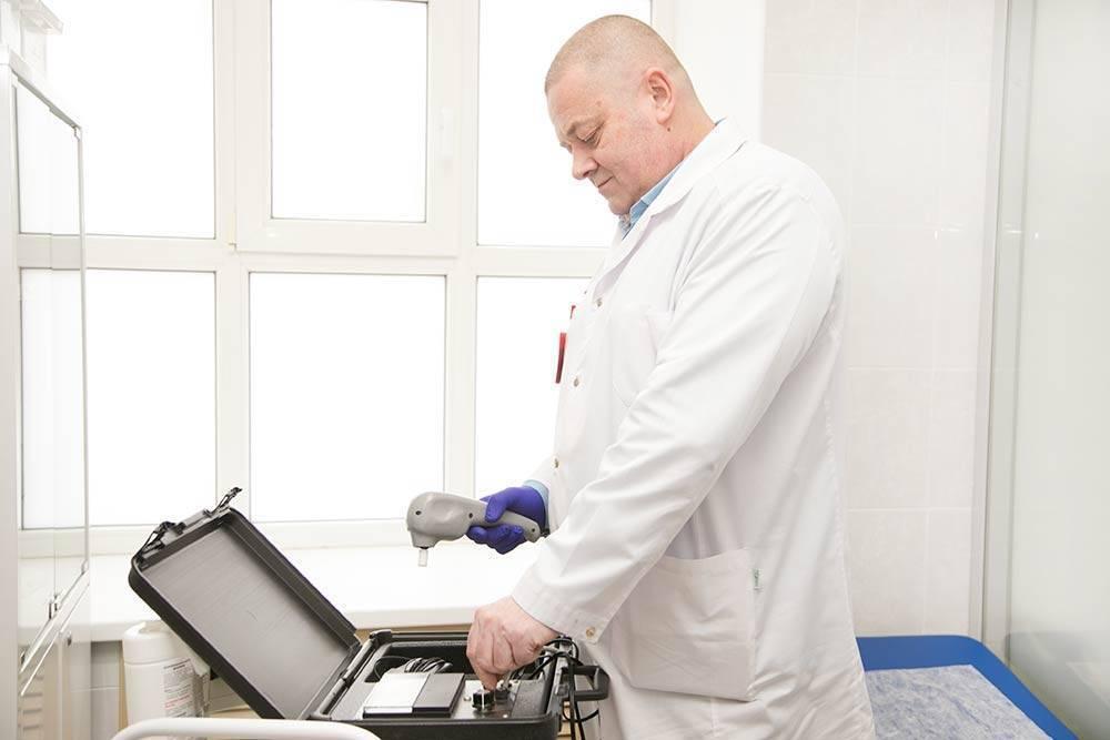 Рак простаты (предстательной железы)   университетская клиника