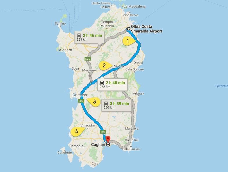 Какие аэропорты расположены на острове сицилия