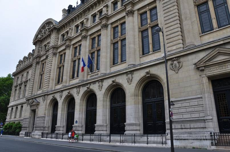 Парижский университет сорбонна история, особенности поступления и учебы