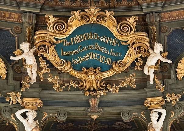 Маркграфский оперный театр - байройтский шедевр эпохи барокко