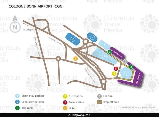 Аэропорт кельна как добраться в кельн, бонн из аэропорта