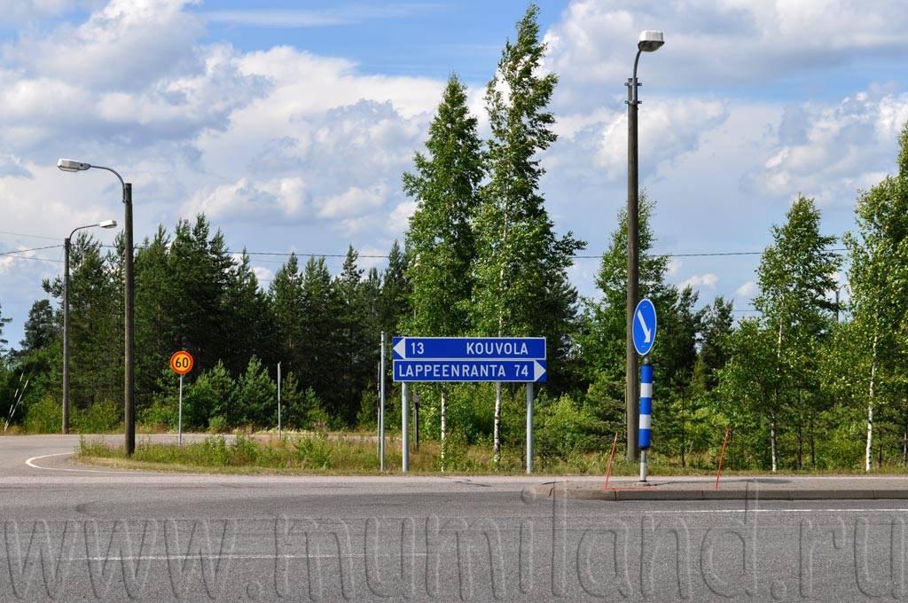 Пдд в финляндии: особенности, ограничения, штрафы