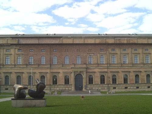 Пинакотеки в мюнхене (pinakothek münchen) - художественные музеи
