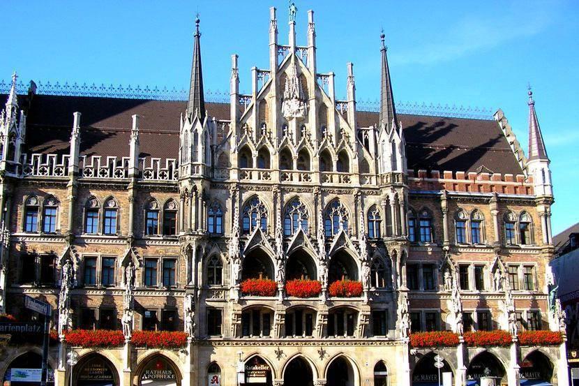 Мюнхен: достопримечательности города
