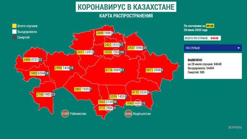 Коронавирус турция. онлайн карта распростронения, прогноз, статистика заражений в турции