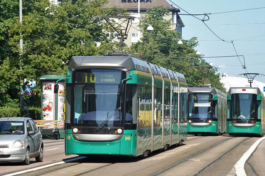 Транспорт в хельсинки, хельсинки, финляндия — туристер.ру
