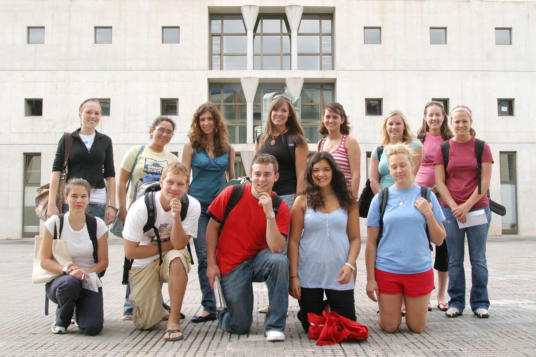 Поступление в испанский институт для иностранца