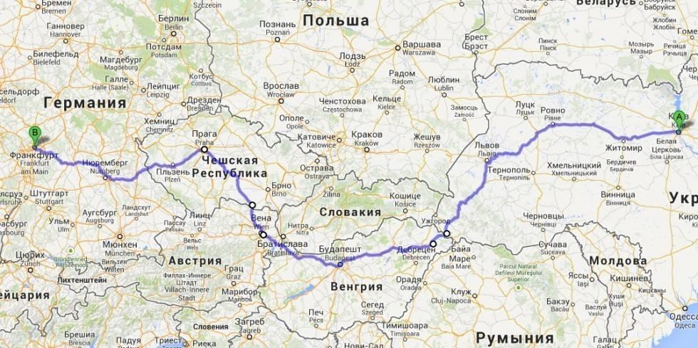 Подробно о лучших способах добраться из Праги в Краков